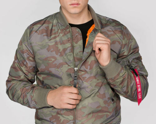 1 Fliegerjacke Industries Tt Ma Alpha cWPFgn
