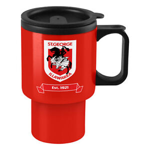 Nrl Dragons Stainless Steel Thermal