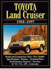 Toyota Land Cruiser: 1988 to 1997 by R. M. Clarke (Paperback, 1998)
