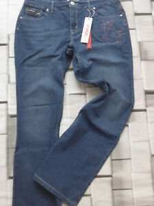 Sheego-Ladies-Stretch-Jeans-Size-44-to-58-Blue-Tone-plus-Size-401-New