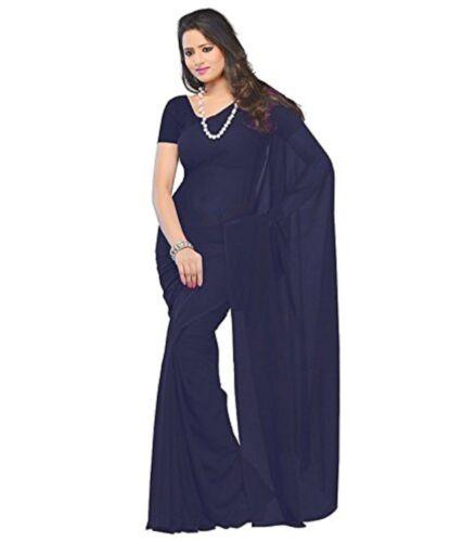 Bollywood Saree Indian Pakistani Ethnic Party Wedding Designer Sari