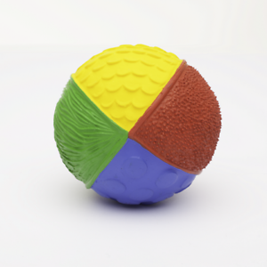 Natural rubber Phantasy Ball Bright by Lanco