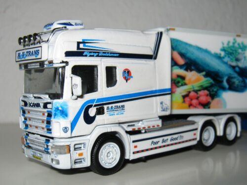 "Decal für Scania Longline /"" HOVOTRANS /"" 1//87 Eigenbau"