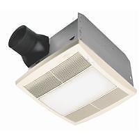 Broan Nutone Qt Series Bathroom Bath Exhaust Fan Light