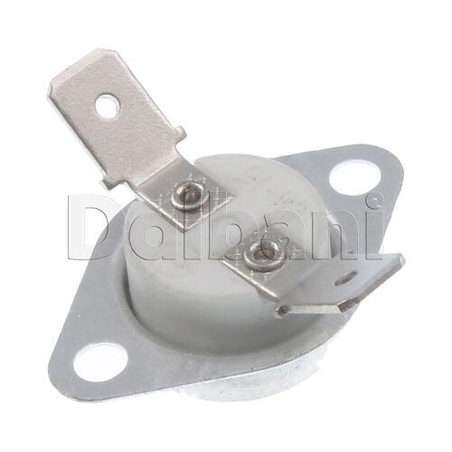 2pcs KSD302 L220C Thermostat Temperature Switch 250V 2 Pin 220 C