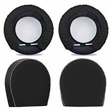 Spare Tire Cover For Trailers Tire Covers 4 Packfour Layers Tire Covers Set O