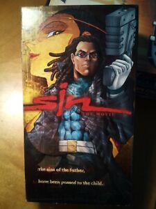 Sin The Movie Vhs 2000 Dubbed Anime Ebay