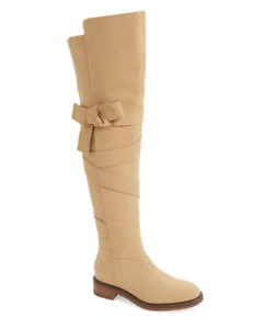 Kelsi Dagger Brooklyn Women's Ginger Colby Over Knee Boots Boots Boots Sz 6.5 3080 * 552587