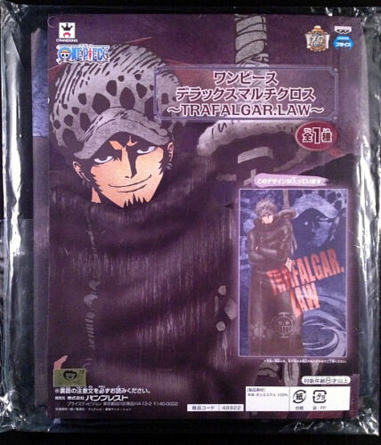 One Piece Trafalgar Law Tapestry Prize Poster Anime Licensed NEW