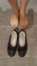 Well Worn Japanese Shoes Size 6