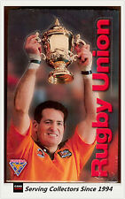 1995 Futera Australia Rugby Union Trading Cards Factory Box (40 Packs)