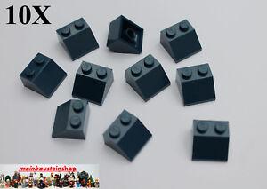 3039  #5 Baukästen & Konstruktion Lego grün 20x 2x2 Dachstein 45° Nr
