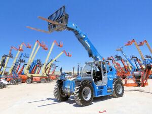 2014-Genie-GTH-1544-15-000LB-Telescopic-Reach-Forklift-Telehandler-Aux-bidadoo