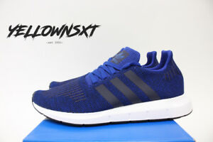 Royal Scarpe da Blue Sz Primeknit Pk Run Swift corsa Cg4118 8 White Adidas 8gqA8