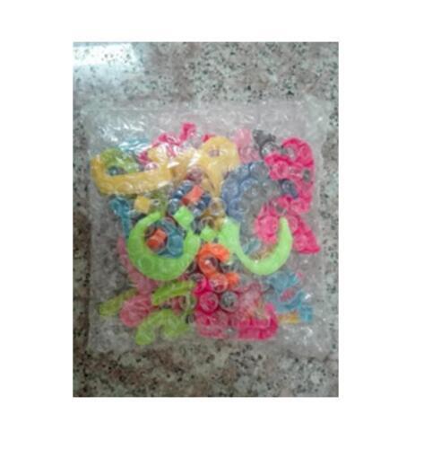 28pcs 4.2cm Arabic Alphabet Fridge Magnets Plastic toys Child Letter Education