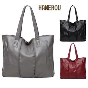New Fashion Women Handbag Shoulder Bag Messenger Large Tote Leather Ladies Purse