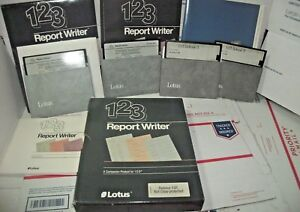 Manual-5-1-4-034-Disks-Lotus-1-2-3-Report-Writer-1-01-Font-Driver-Release-3-RAR