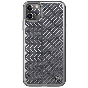 Nillkin-Herringbone-tissu-Hybride-Reflechissant-Housse-etui-pour-Apple-iPhone-11-Pro