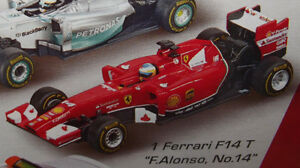 sale carrera go formel 1 ferrari no 14 rennbahn f1. Black Bedroom Furniture Sets. Home Design Ideas