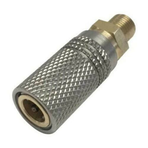 EXTENDED 30mm QCO2 Female Quick Coupler Socket BEST Fittings 1//8″ BSP