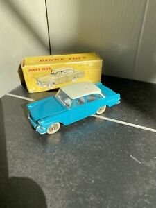 Dinky Toys Opel Rekord 554 Rare Color Turquoise