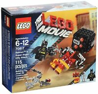 Lego Movie Batman And Super Angry Kitty Attack Block , New, Free Shipping on sale
