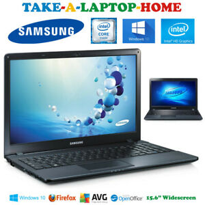 SAMSUNG-ATIV-Laptop-270e-Book-Windows10-Intel-Pentium-500Gb-Office-Wifi-15-6-034