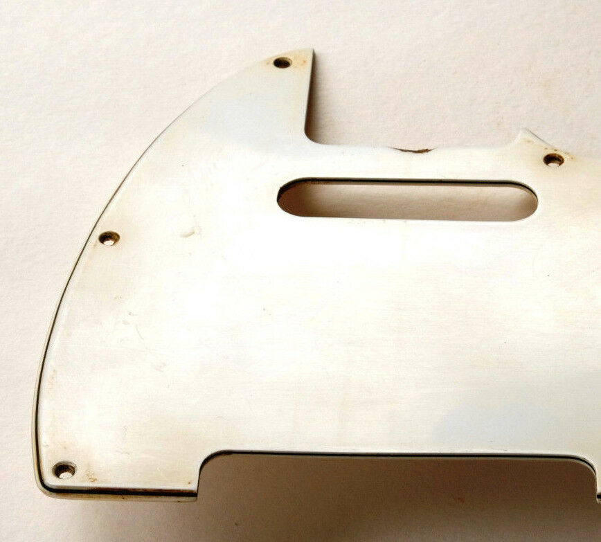 Aged 68 TL Guitarslinger Golpeador Pearl Trasera 3Ply Guitarslinger TL Parts Fits To Tele 920a94