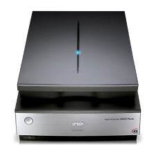 Epson Perfection V800 Home Film and Photo Scanner with ReadyScan LED Technology