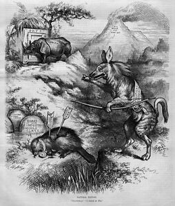 POLITICAL-COMMUNISM-SKULL-AND-BONES-KILLS-BEAVER-INCOME-TAX-SILVER-THOMAS-NAST