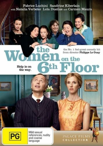 1 of 1 - The Women On The 6th Floor (DVD,  French, Region 4, New & Sealed) Lc1