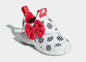 da87e4cb22c94 Details about ADIDAS KIDS GIRL TODDLER RUNNING FORTARUN X SHOE INSPIRED BY  MINNIE MOUSE DISNEY