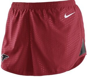 new styles 0c5af 8500f Details about Nike Atlanta Falcons Women's Mod Tempo Jersey Workout Shorts  Extra Large XL NFL