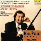 Tchaikovsky Piano Concerto No 1 Prokofiev Pia PR 2003 CD CD R Park