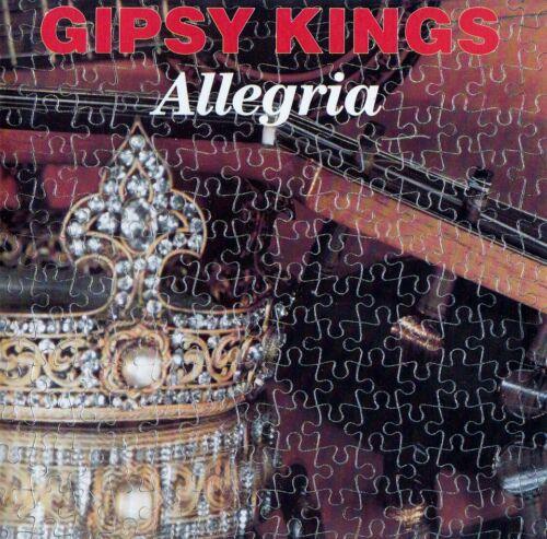 1 von 1 - GIPSY KINGS : ALLEGRIA / CD - TOP-ZUSTAND