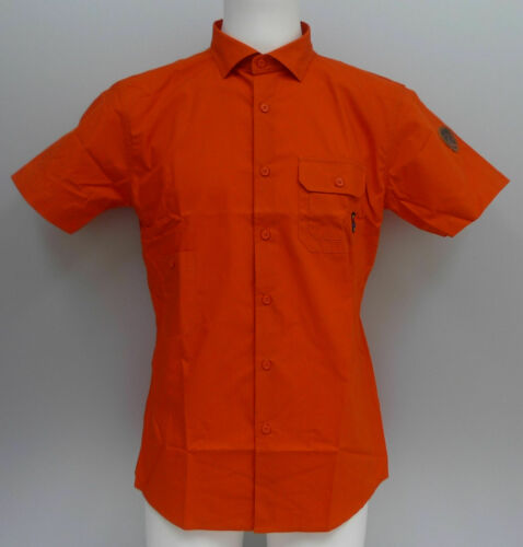 gr//col 15521 occasion Camicia Parte Superiore Camicia Tempo Libero Camicia Uomo DIV Maloja chanchom