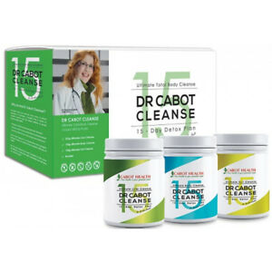 total body detox diet plan