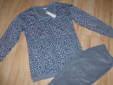 ESPRIT SCHLAFANZUG Pyjama Hausanzug * leoprint * D 42 / UK 16 / I 46 / XL * NEU