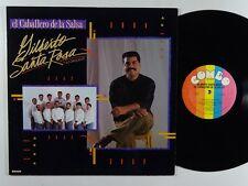 GILBERTO SANTA ROSA Y SU ORQUESTA El Caballero De La Salsa LP on Combo NM/VG++