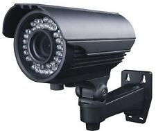 Camera de Video Surveillance Full HD Infrarouge Extérieure CCD Grand Angle Zoom