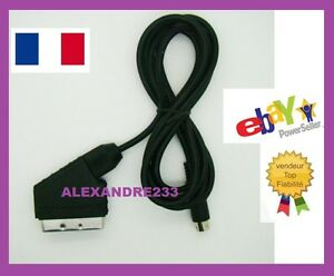 Cable-RGB-SCART-FOR-SEGA-MEGADRIVE-2-seller-pro-from-france
