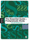 The Essential Guide to Postgraduate Study by David Wilkinson (Paperback, 2005)