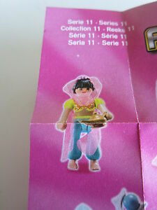 SERIE 11 CHICAS PLAYMOBIL  ODALISCA