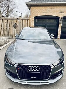 2016 Audi RS7 RS7