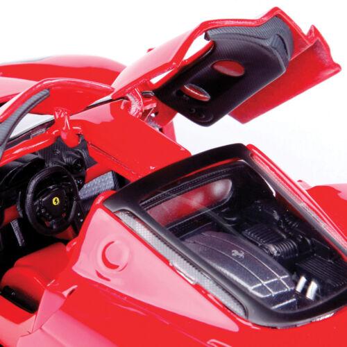 Ferrari Enzo 1:24 Diecast Modelo Kit conjunto de construcción de modelos de fundición