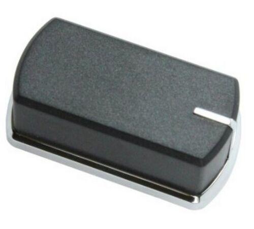 Belling Cottura Fornello Forno Manopola di controllo interruttore nero e argento 083240904 FSE60DO fse60
