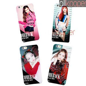 Kpop Blackpink Jisoo Phone Case Jennie Cellphone Shell Lisa Cover