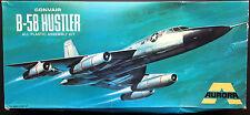 AURORA Kit No.375-250, Convair B-58 HUSTLER,1/76 scale, MINT & COMPLETE