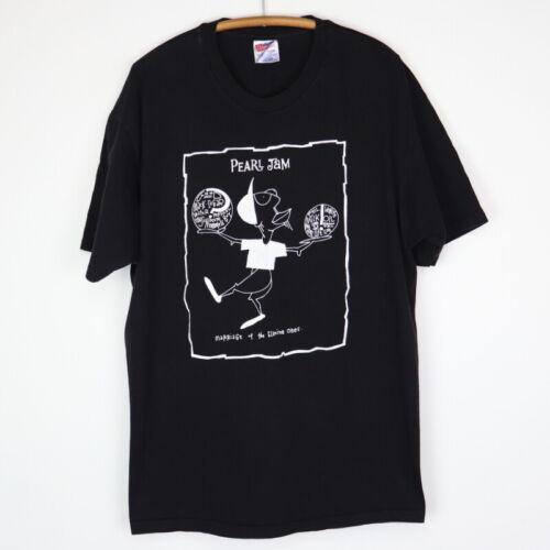 Vintage 1993 Pearl Jam Boundless Shirt