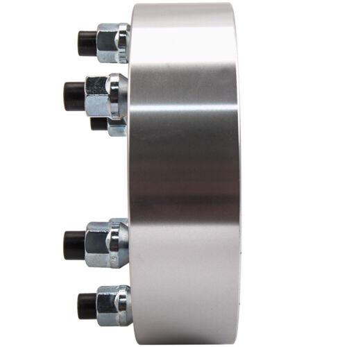6X139.7 50mm Wheel Spacers Adapter For Toyota FJ Cruiser 4Runner FJ-40 FJ80 4WD